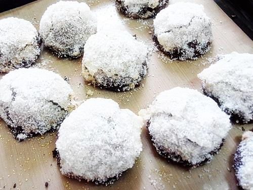 剛果鑽石(椰子蛋白餅)《王室廚房》