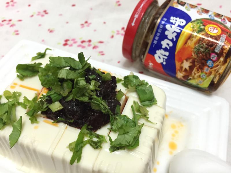 炸醬拌豆腐「維力炸醬」