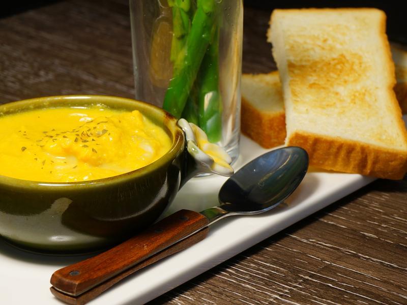 減肥美食! 南瓜鮪魚湯