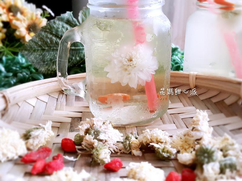 枸杞菊花茶
