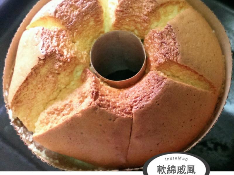 軟綿綿戚風蛋糕