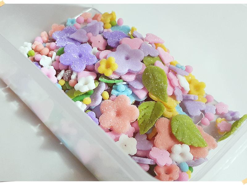 自製翻糖裝飾糖花