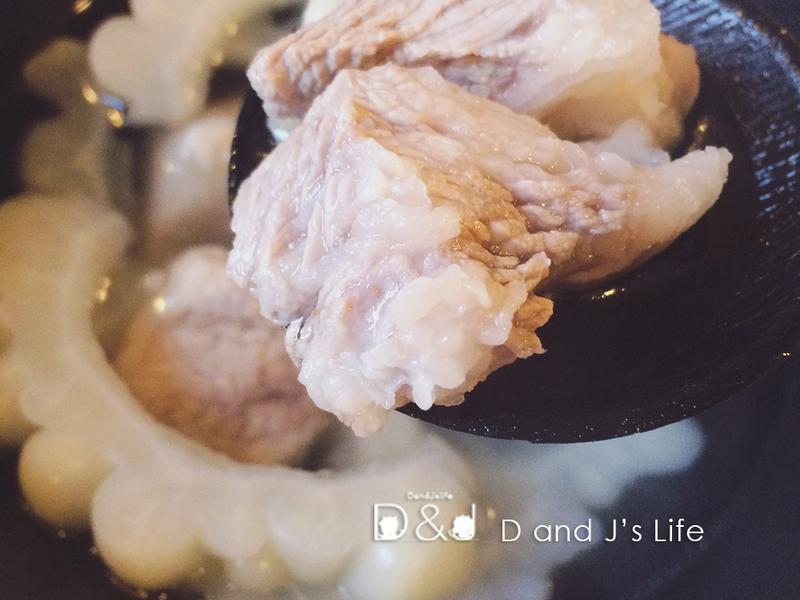 懶人料理-超入味苦瓜排骨湯(電鍋料理)