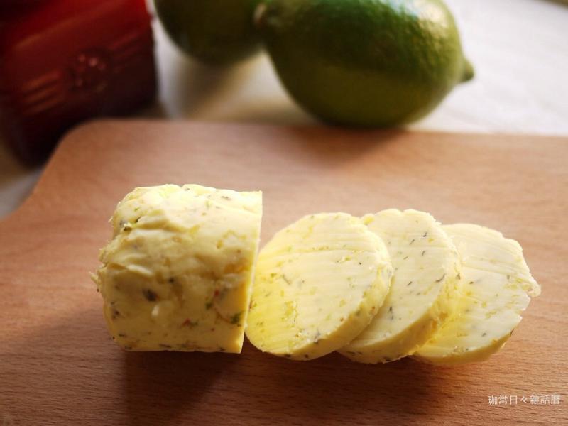 蒜香檸檬奶油