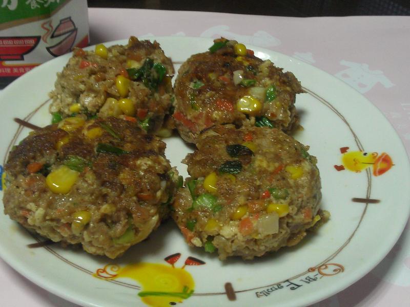 豆腐丸子『維力炸醬』