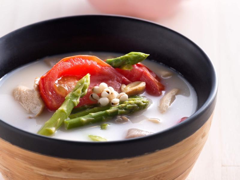 美白番茄鍋