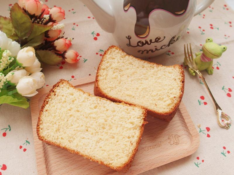 日式長崎蛋糕[松下變頻製麵包機]