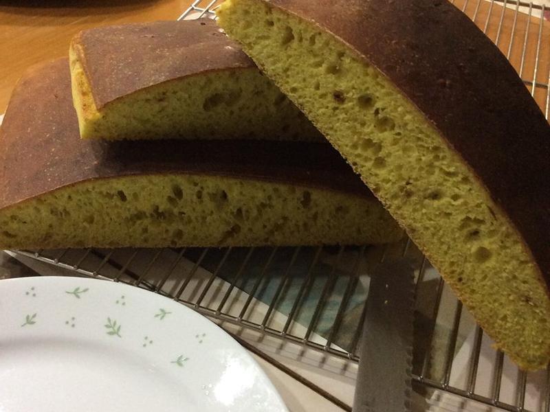 橄欖油義式香料麵包