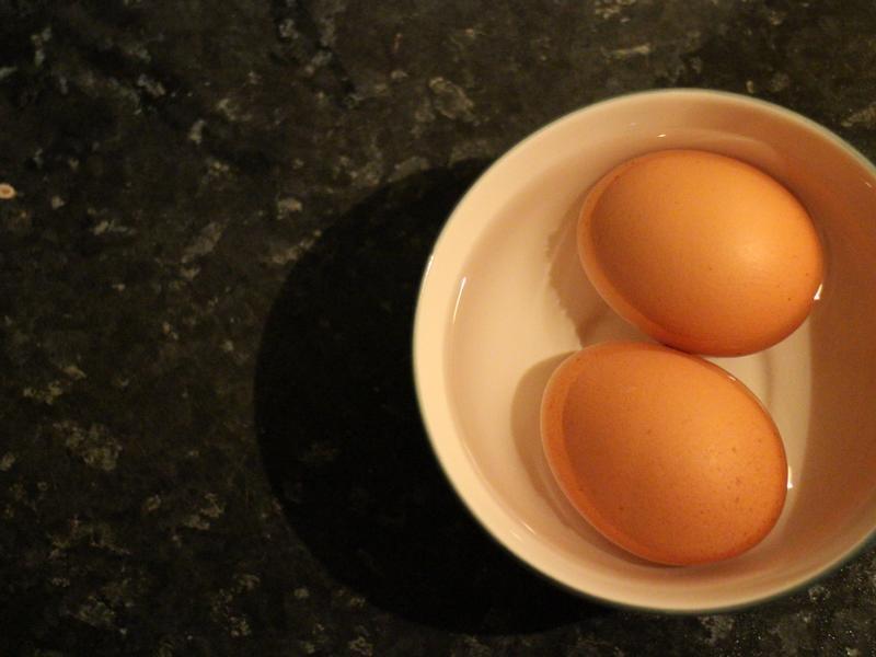 不用水煮的水煮蛋