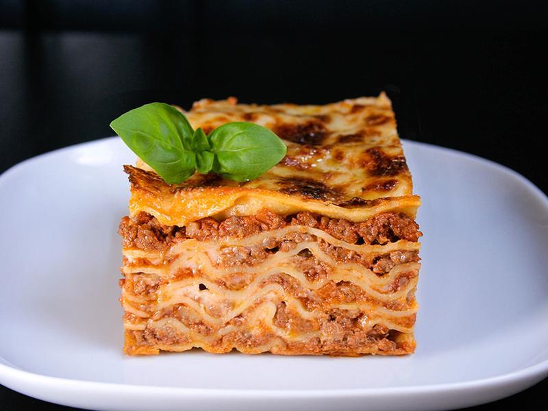 義大利波隆那肉醬千層麵