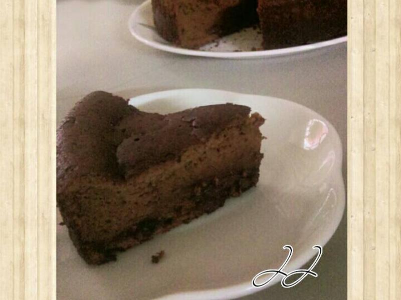 無油巧克力蛋糕