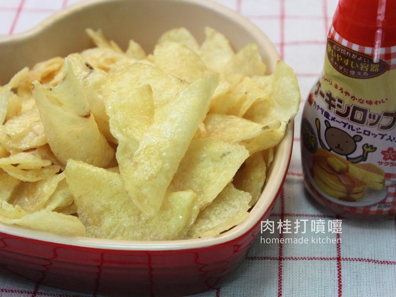 蜂蜜乳酪洋芋片【韓國流行零食】
