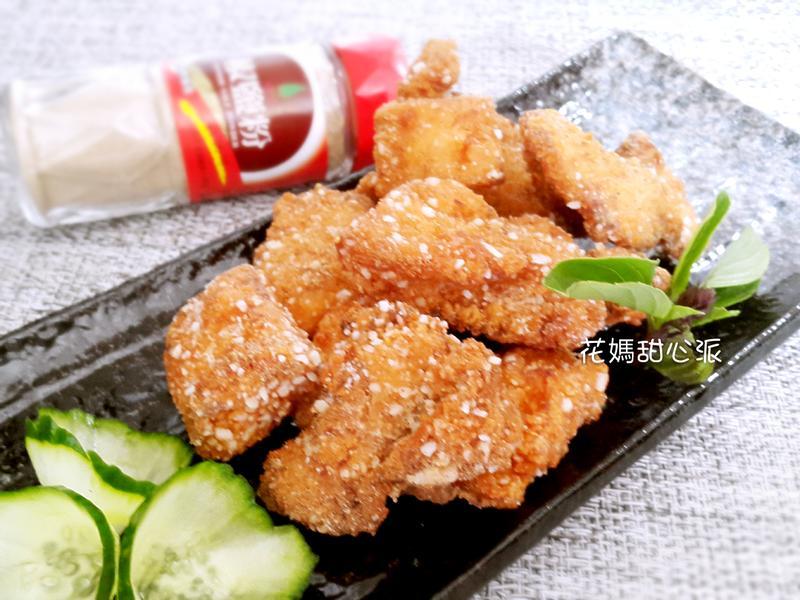 台式蒜味鹽酥雞