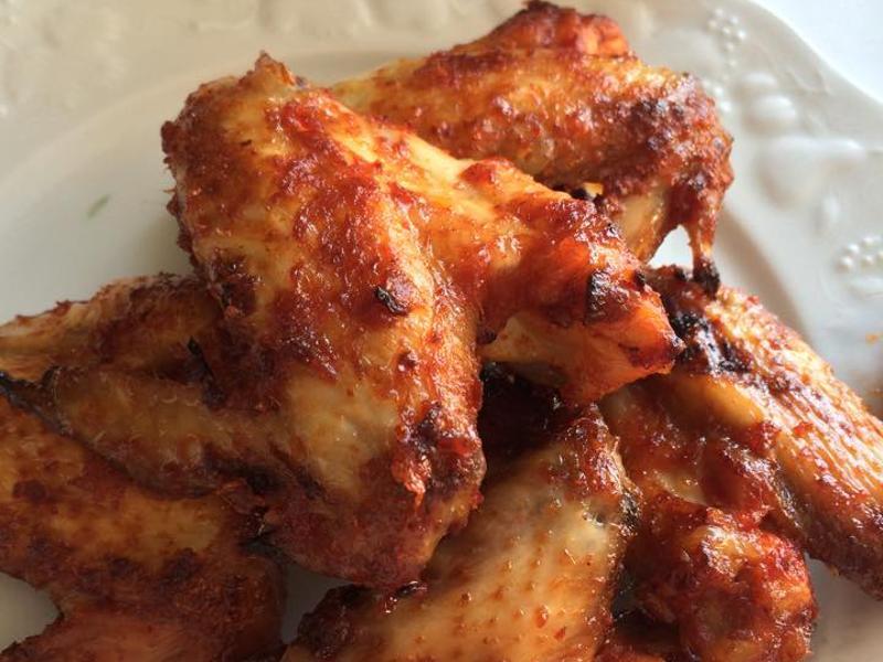 紐奧良烤雞翅
