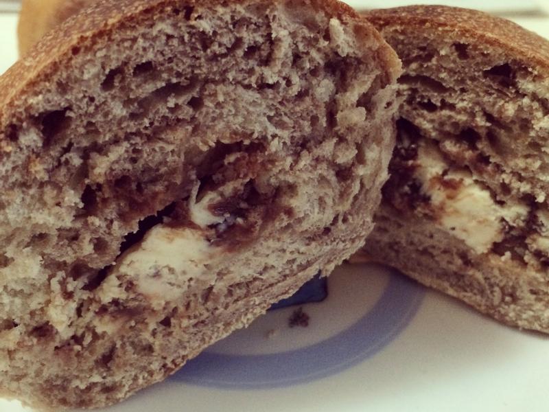 *小烤箱烘焙*大理石巧克力乳酪麵包