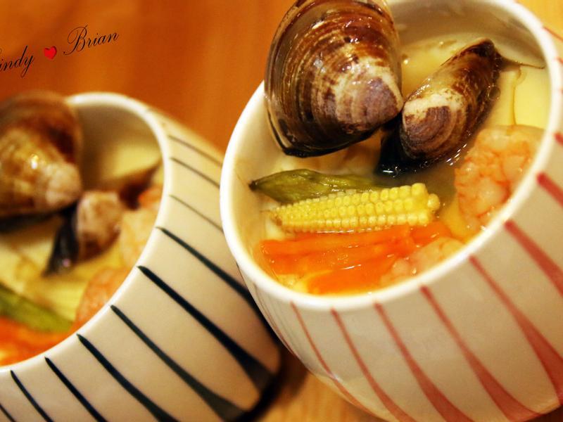 日式和風茶碗蒸