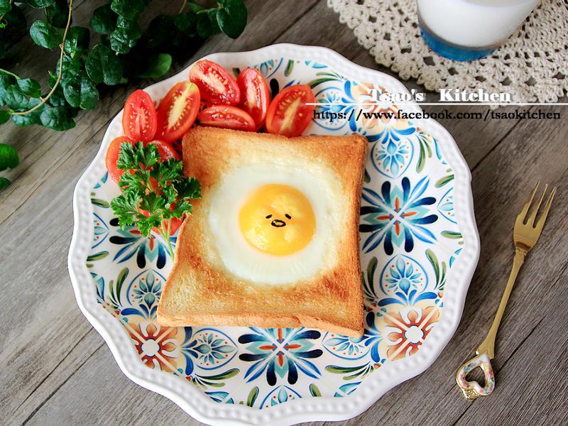 療癒系 ❤ 蛋黃哥太陽蛋