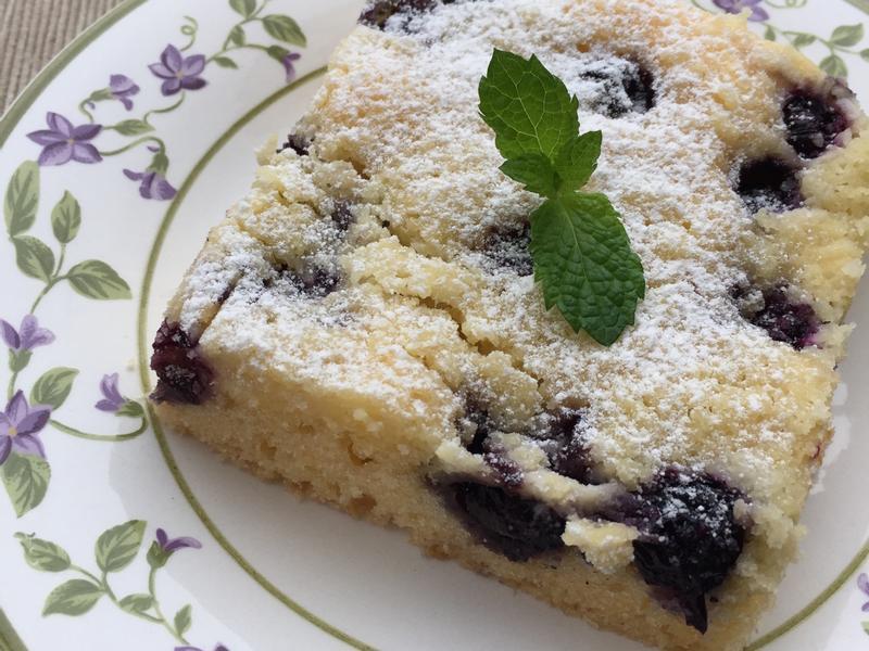 藍莓奶酥蛋糕