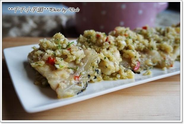 蒜香龍膽石斑魚片