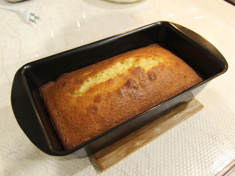 柚香磅蛋糕