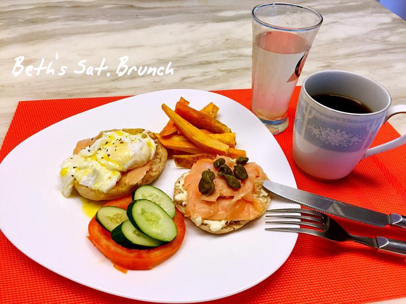 週末早午餐 - 班尼迪克蛋