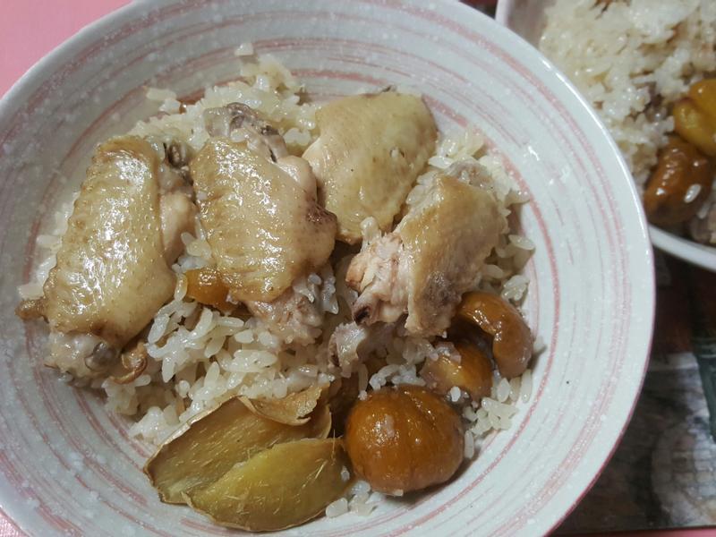 『家常料理』主食大分享-電鍋版麻油雞飯