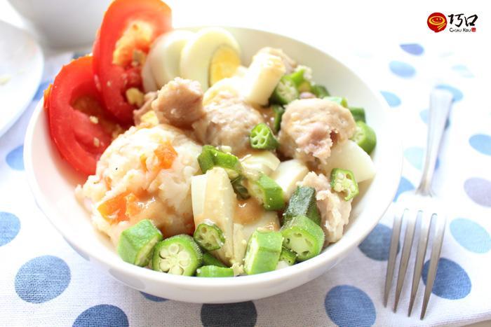 夏日蔬食馬鈴薯沙拉(電鍋料理)