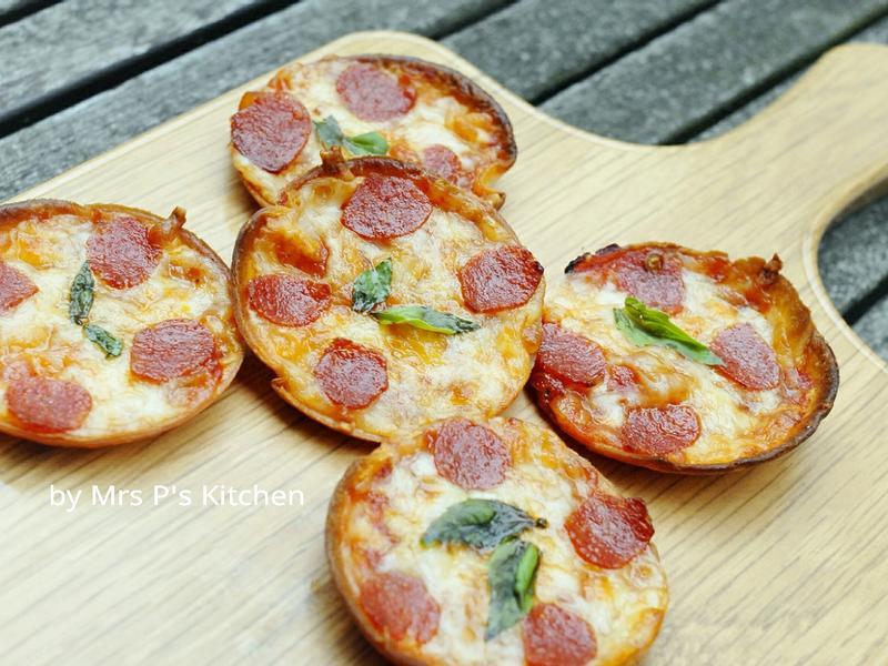 迷你披薩Mini Pizza