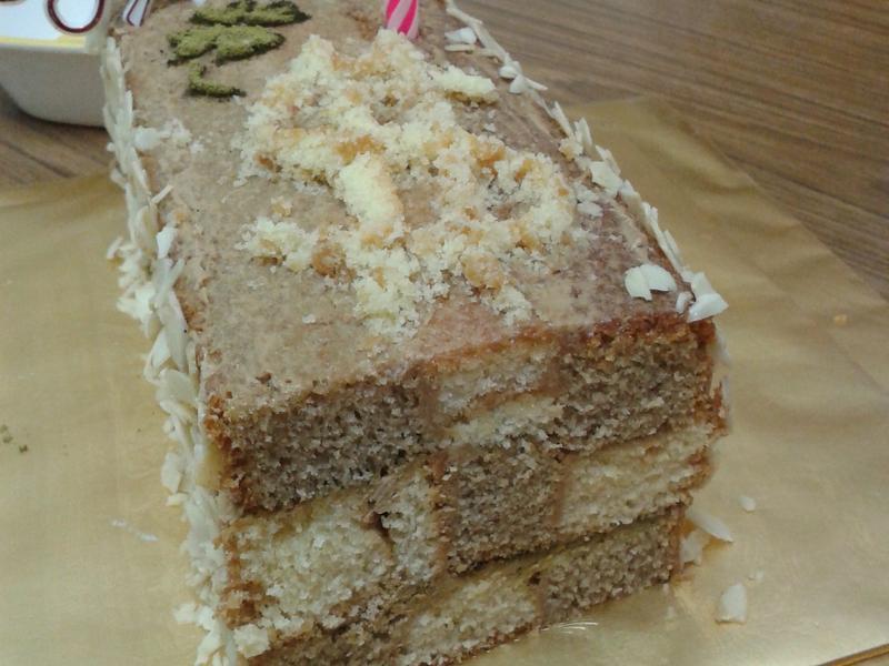 格子奶油蛋糕(详细说明)
