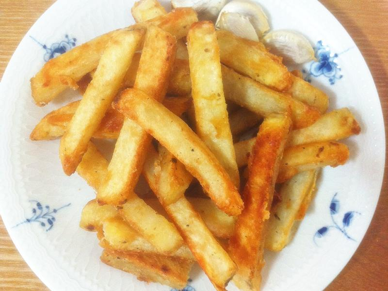 免油炸香脆馬鈴薯條
