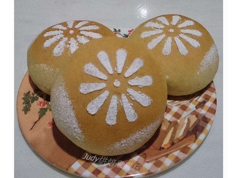 芒果乳酪麵包