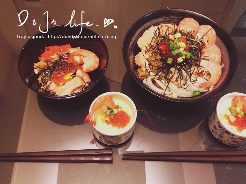 日式鮭魚蒸飯(電鍋料理)