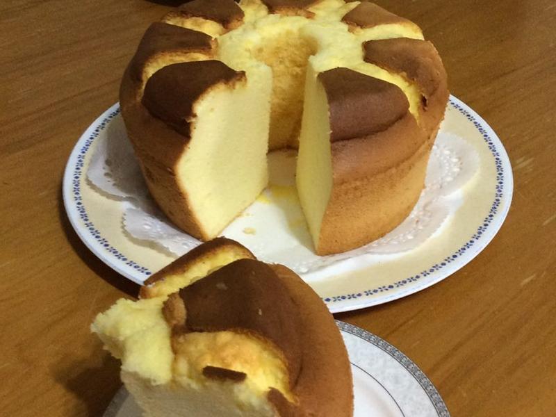 香濃乳酪戚風蛋糕