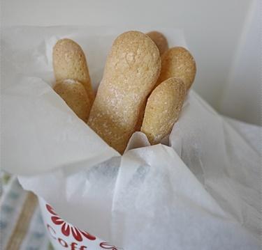 ♥ 餅乾 ♥ 簡單又好吃 『手指餅乾』