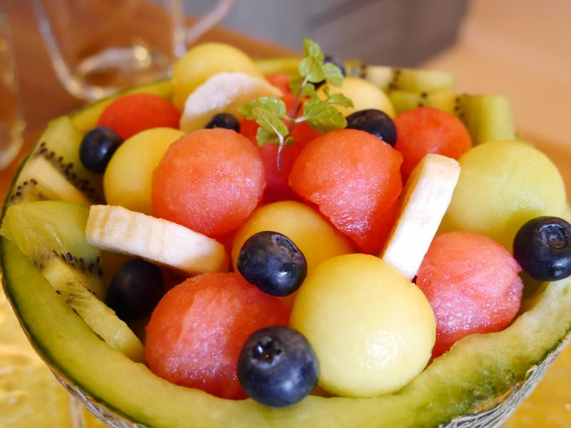 ★H-House微光小廚房★夏日水果盤