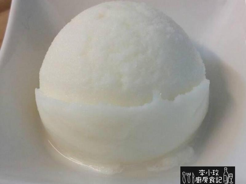 水果/冰品 煉乳牛奶冰沙球
