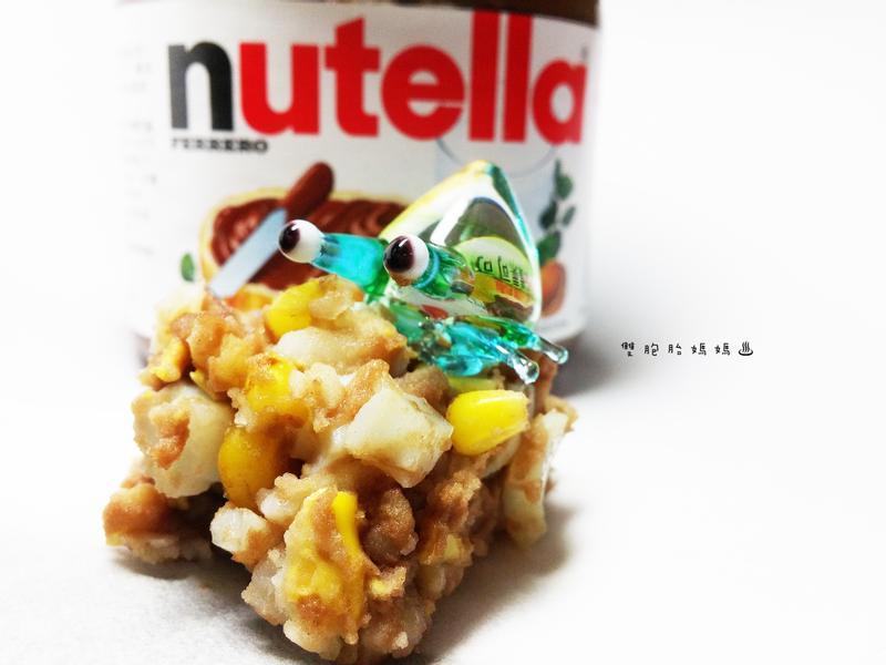 巧克力馬鈴薯沙拉Nutella好滋味早餐