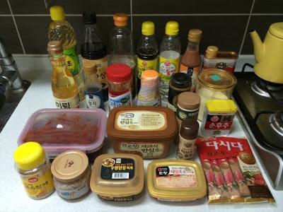 25種韓式料理常用醬料介紹