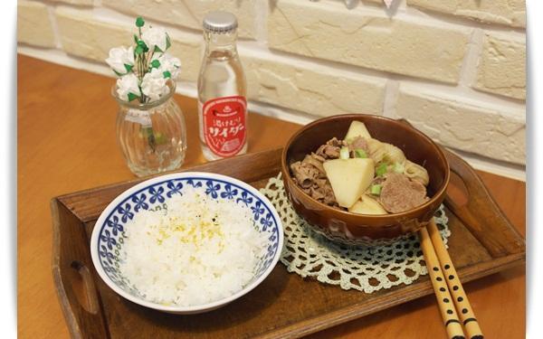 馬鈴薯燉肉!!日本家庭媽媽味~~