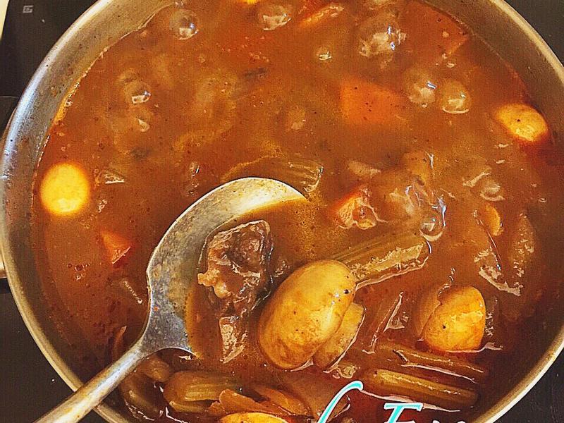 Eva♥料理◈紅酒燉牛肉