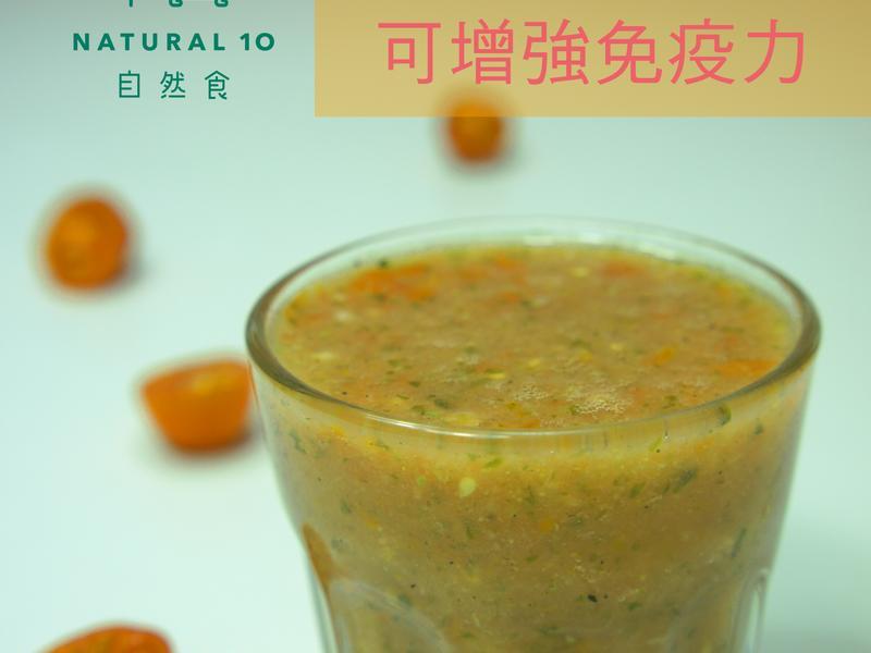 寵物鮮食食譜>芭樂番茄蜂蜜汁,狗鮮食
