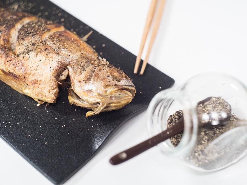 乾煎黃魚-對時海鮮