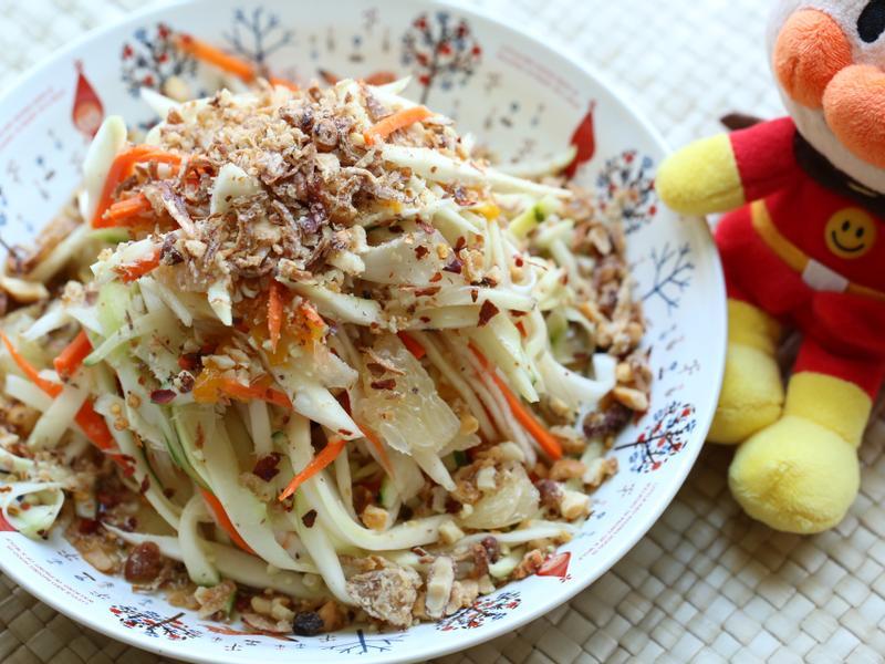 泰式青木瓜沙律