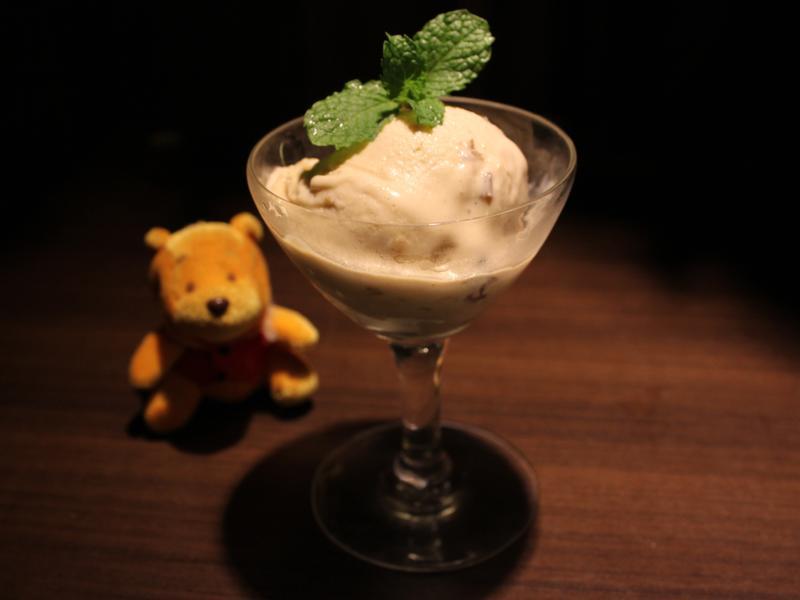 蘭姆核桃冰淇淋【味蕾周記】