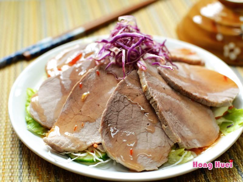 泰式酸辣蔬菜肉片【小七夏日輕食尚】