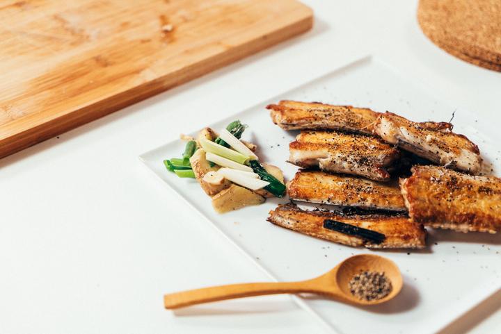 黃金香煎白帶魚-對時海鮮