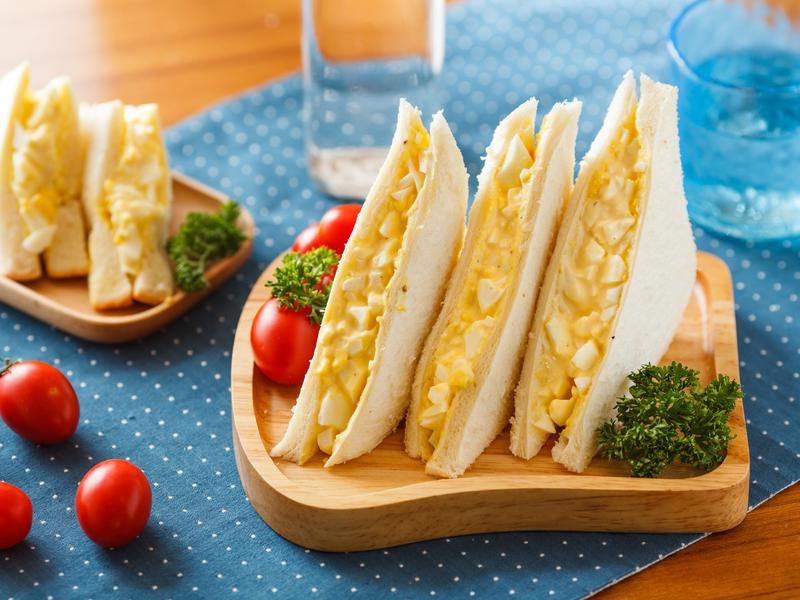 蛋沙拉三明治【HOLA幸福食堂】