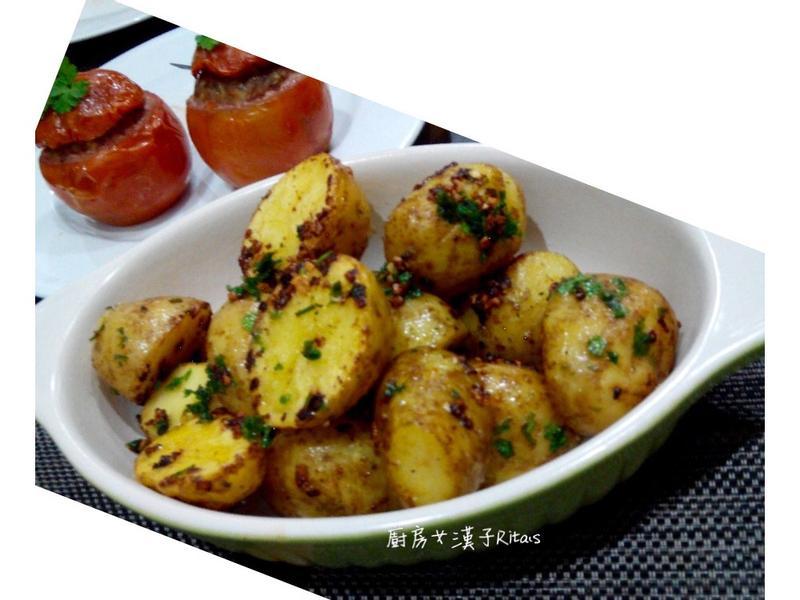 蒜香馬鈴薯