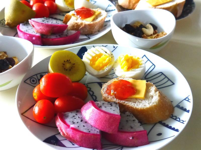 假日輕食早餐之水果篇