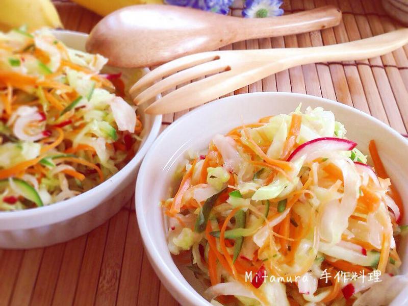 涼拌高麗菜沙拉
